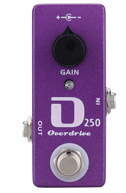 D250 Overdrive